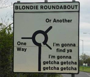 Blondie Roundabout