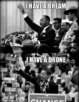 I have a dream vs I have a drone