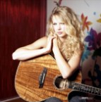 taylor and guitar