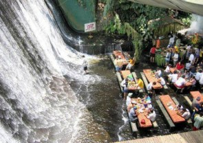 Waterfall Restraunt