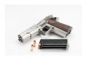 double tap pistol