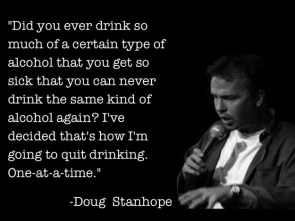 dough stanhope on alcohol