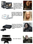 Next Generation Consoles vs Game of Thrones