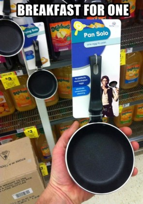 pan solo – breakfast for one