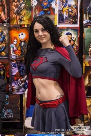 soviet supergirl cosplayer