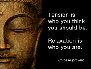 tension vs relaxation