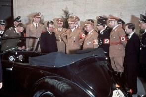 Adolf buys a car