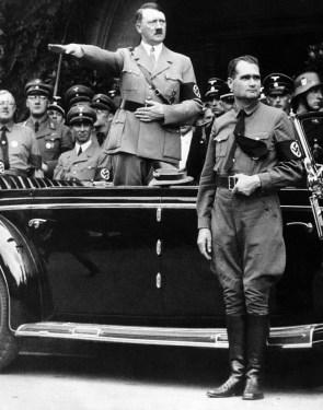 Hitler looks for Kyle