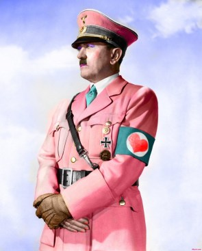 hitler wins the approval of the gays