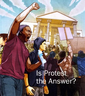 Violence is the answer