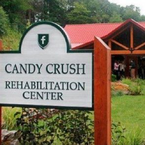 Candy Crush Rehabilitation Center