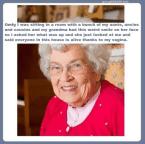 Grandma's vag