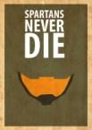 Spartans Never Die