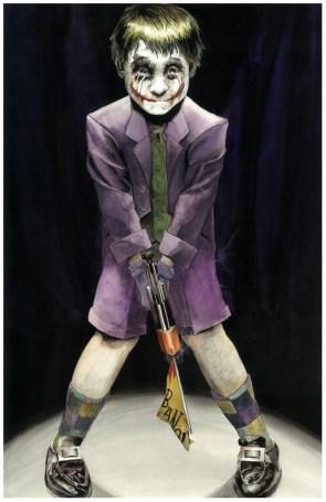 Tim Drake – Joker Boy