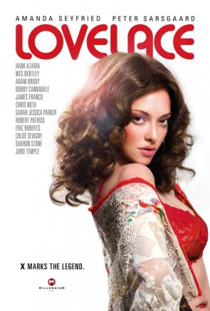 amanda seyfried – lovelace poster