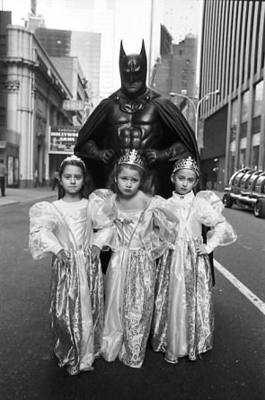 batman has a posse