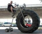 dirty hipster biker