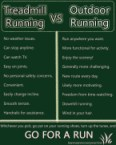 treadmill vs outdoor running