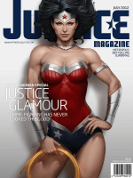 Justice Magazine Covers
