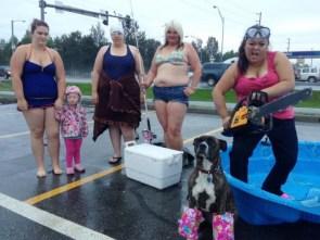Florida Pool party