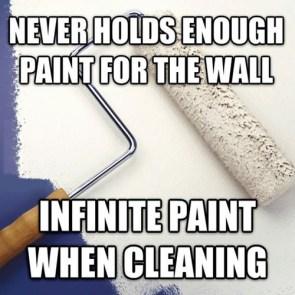 Infinite paint