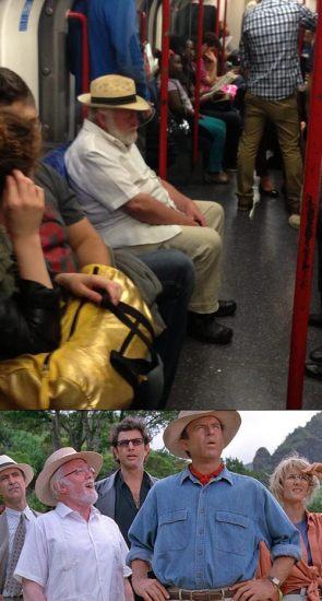 Jurassic subway find