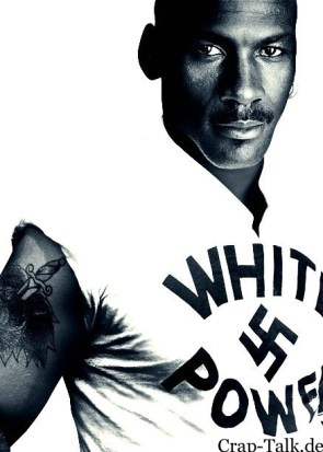 MJ white-power