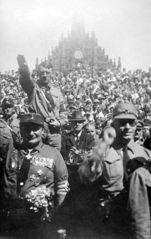 Nazi Worlds Away
