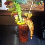 Pizza drink