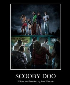 Scooby Doo by Joss Whedon