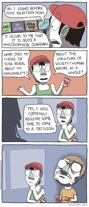 a philosphical quandry