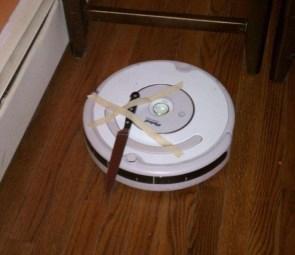 assault roomba