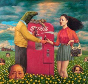 coke propaganda