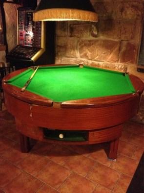 corner pool