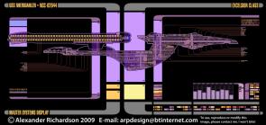 excelsior class diagram