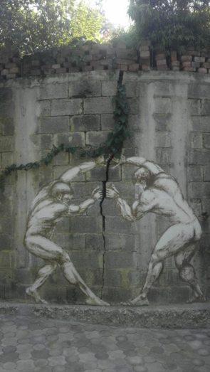 graffiti crack