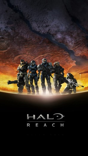 halo Reach Vertical Wallpaper