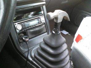 hammer shift