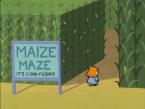 maize maze – corn fusing