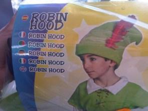 robin hood translation
