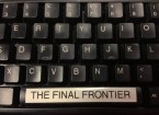 the final frontier – space
