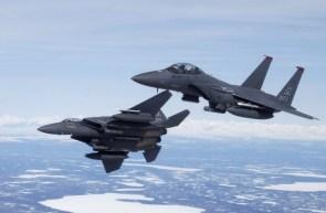F-16 pair