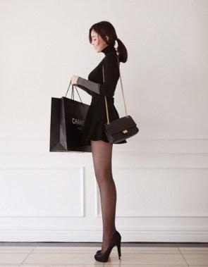 tall legs