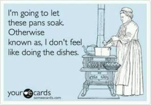 Soaking Pans