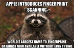 apple introduces fingerprint scanning
