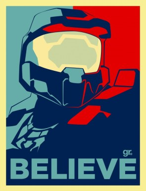 believe in master chief