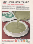 lipton green pea soup