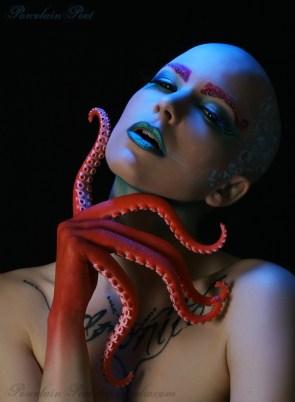 octopus hands