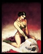 01 – Pin Up Leia by  ninjaink.jpg