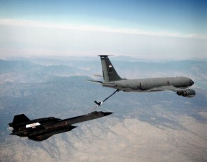 blackbird refuels